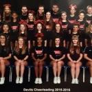 The Warwick Devils Cheerleading and Gymnastics Club