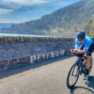 Triathlete with dream to turn professional